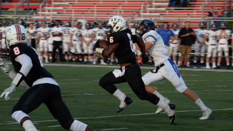 Chicagoland prep football game live streams for Week 9