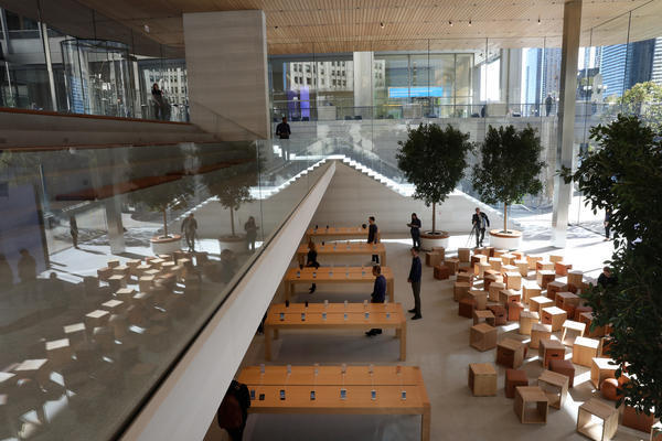 The New Apple Flagship Store Own It Before Your Friends