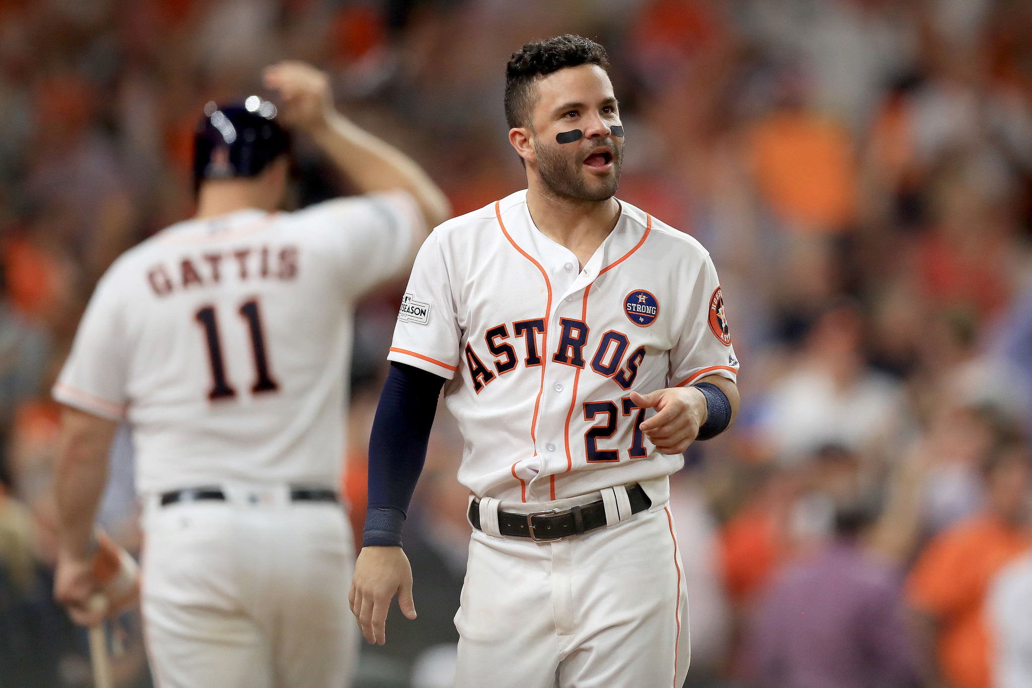 Astros beat Yankees 7 1 to force Game 7 of American League
