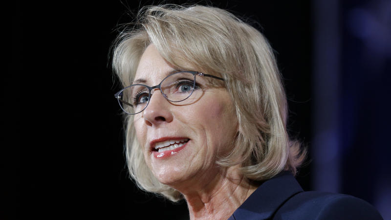 DeVos rescinds protections for disabled students
