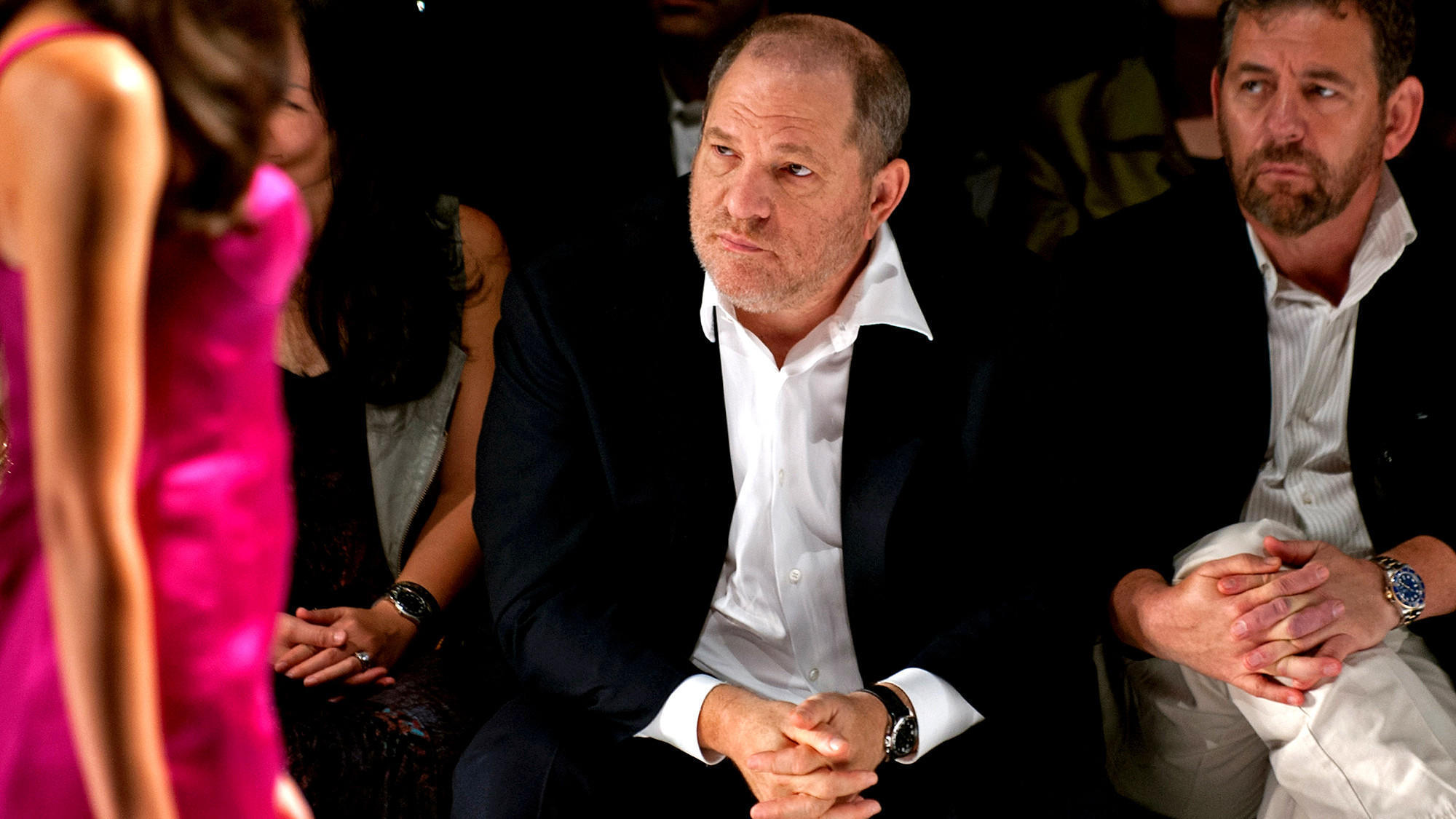 How Harvey Weinstein used his fashion business as a pipeline to ...