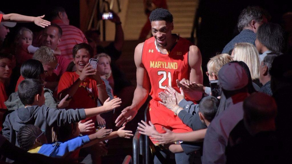 Everything different for Maryland's Justin Jackson with sophomore year about to begin