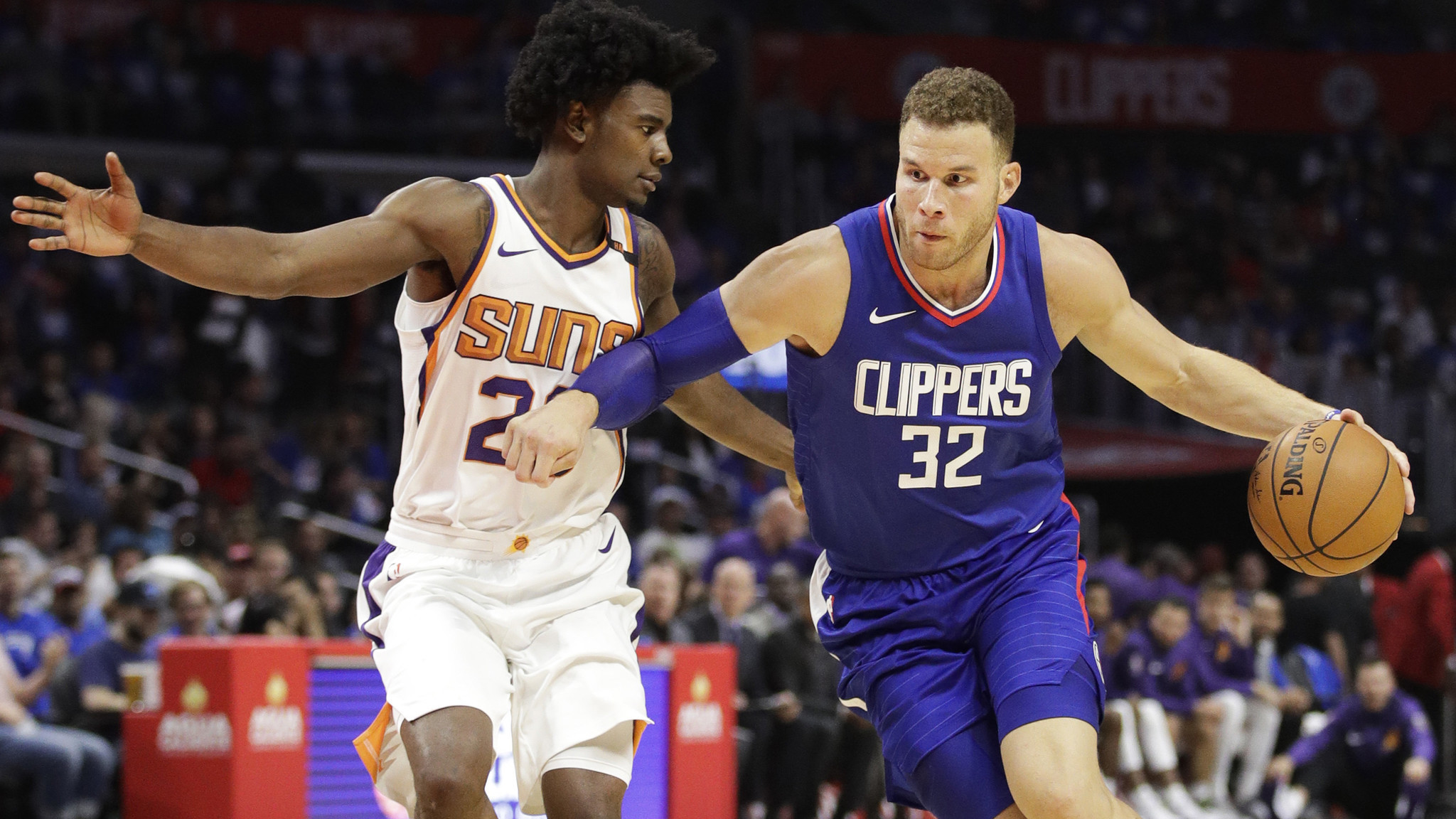 Five takeaways from the Clippers' victory over the Phoenix Suns