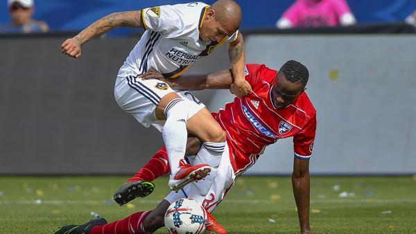 Galaxy fall 5-1 in finale at FC Dallas