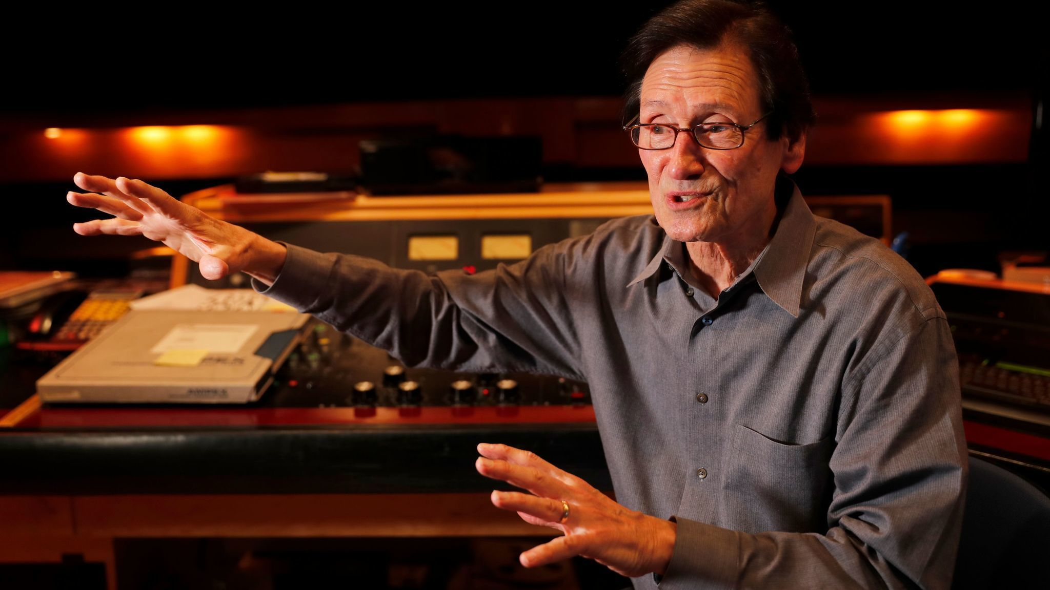 Bernie Grundman wants to change the way you hear music — for the better