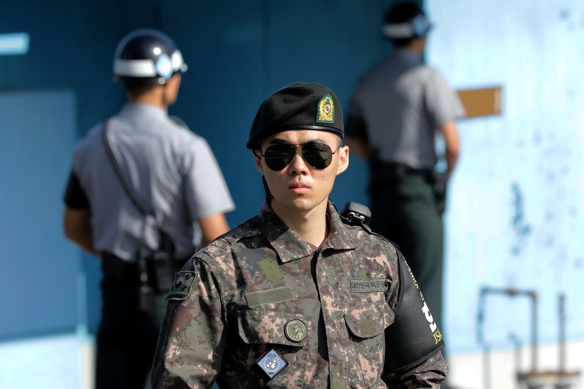 Trump likely won't visit Korean demilitarized zone during Asia trip, White House says