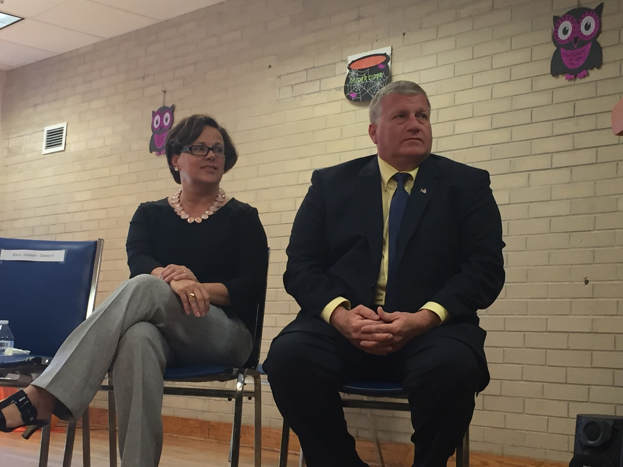 Bristol Mayoral Candidates Face The Voters At Forum Monday Night