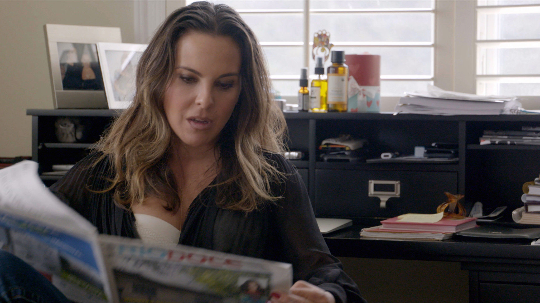 "Kate Del Castillo in a still from ""The Day I met El Chapo."""