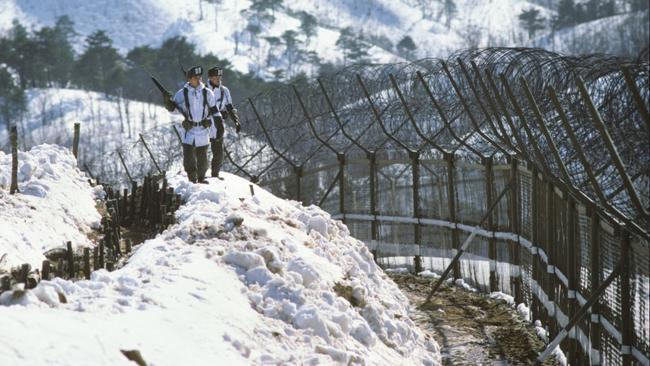 Trump Likely Wonu0027t Visit Korean Demilitarized Zone During Asia Trip, White  House Says