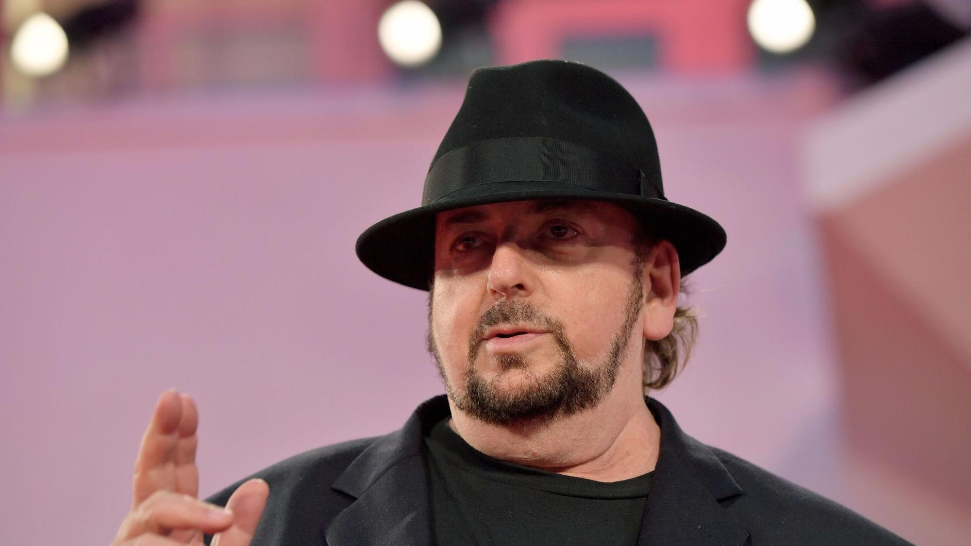 "Director James Toback photographed in September at the Venice Film Festival premiere of his new movie, ""The Private Life of a Modern Woman."" (Tiziana Fabi / AFP/Getty Images)"