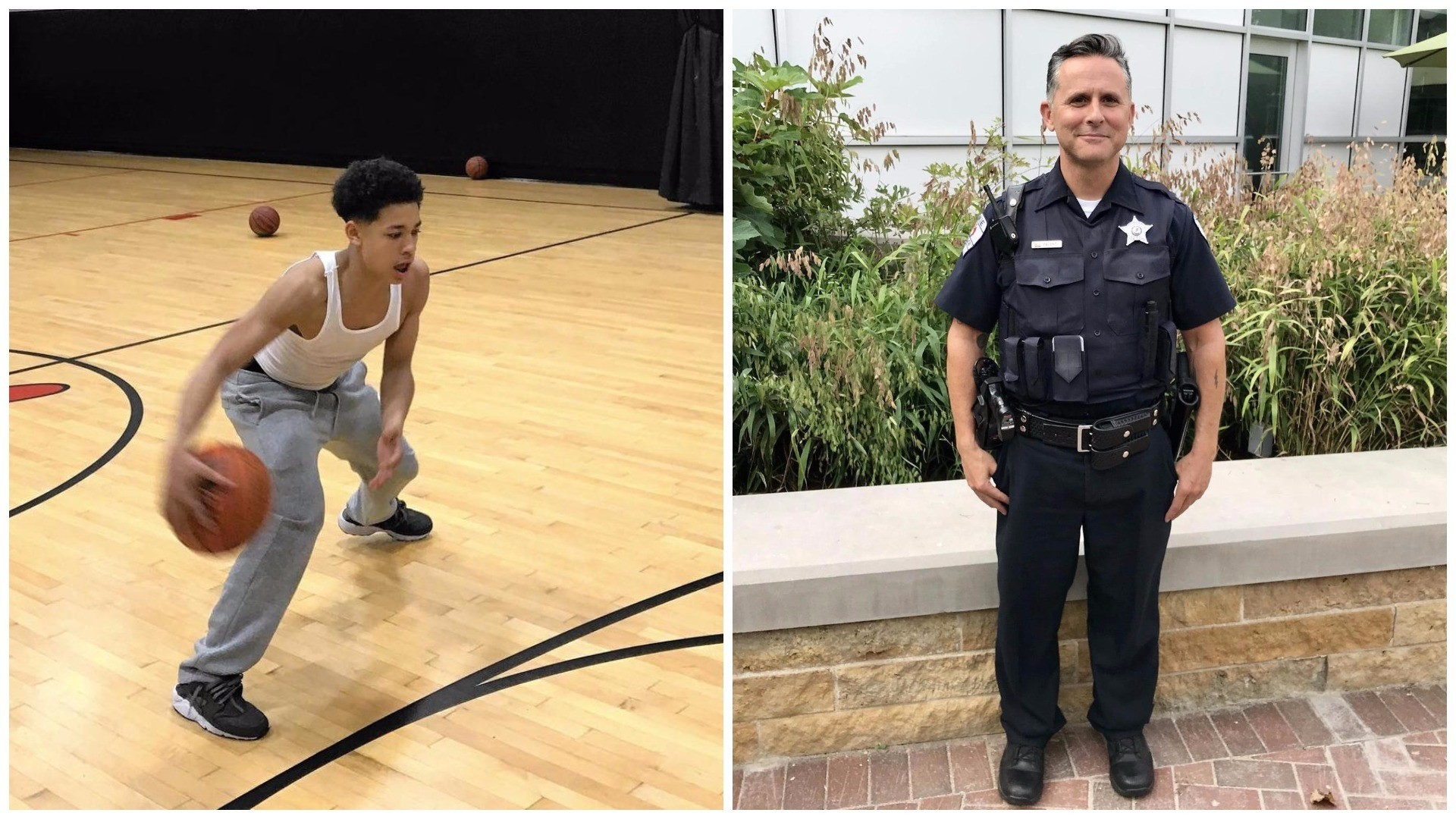 Teen thanks Skokie cop who paid for gym membership: 'It ...