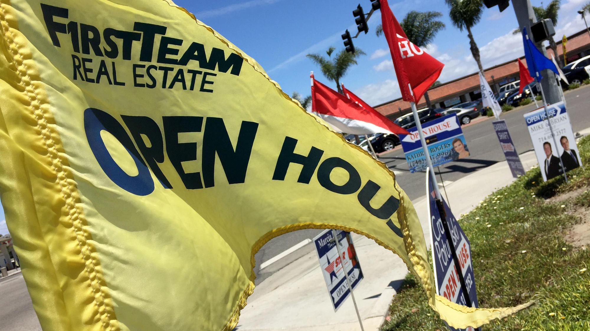 Huntington Beach open house