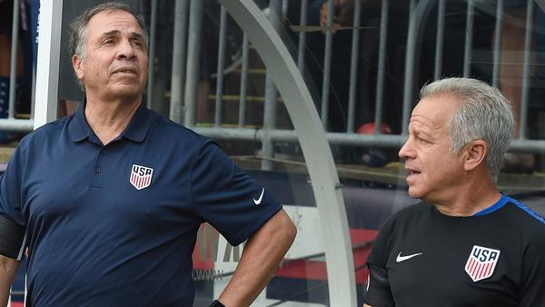Dave Sarachan, former Bruce Arena assistant, is named interim coach for the U.S. national team