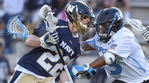 Johns Hopkins-Navy men's lacrosse rivalry halted for at least two years