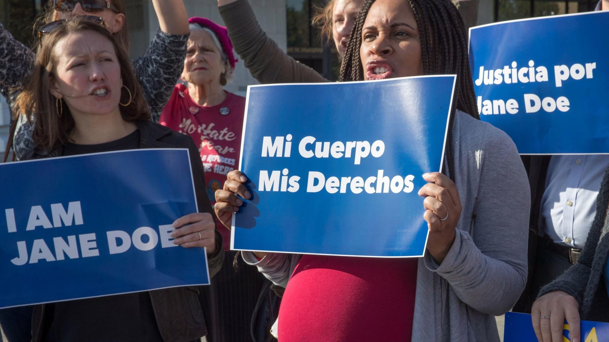 DC Appeals Court Rules For Teen Seeking Abortion While In US Illegally