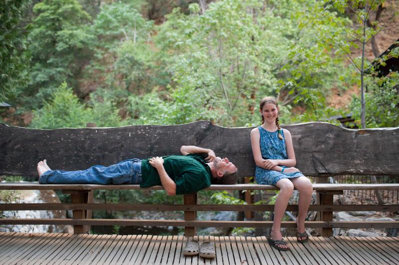 (Margo Moritz / Tassajara Zen Mountain Center)