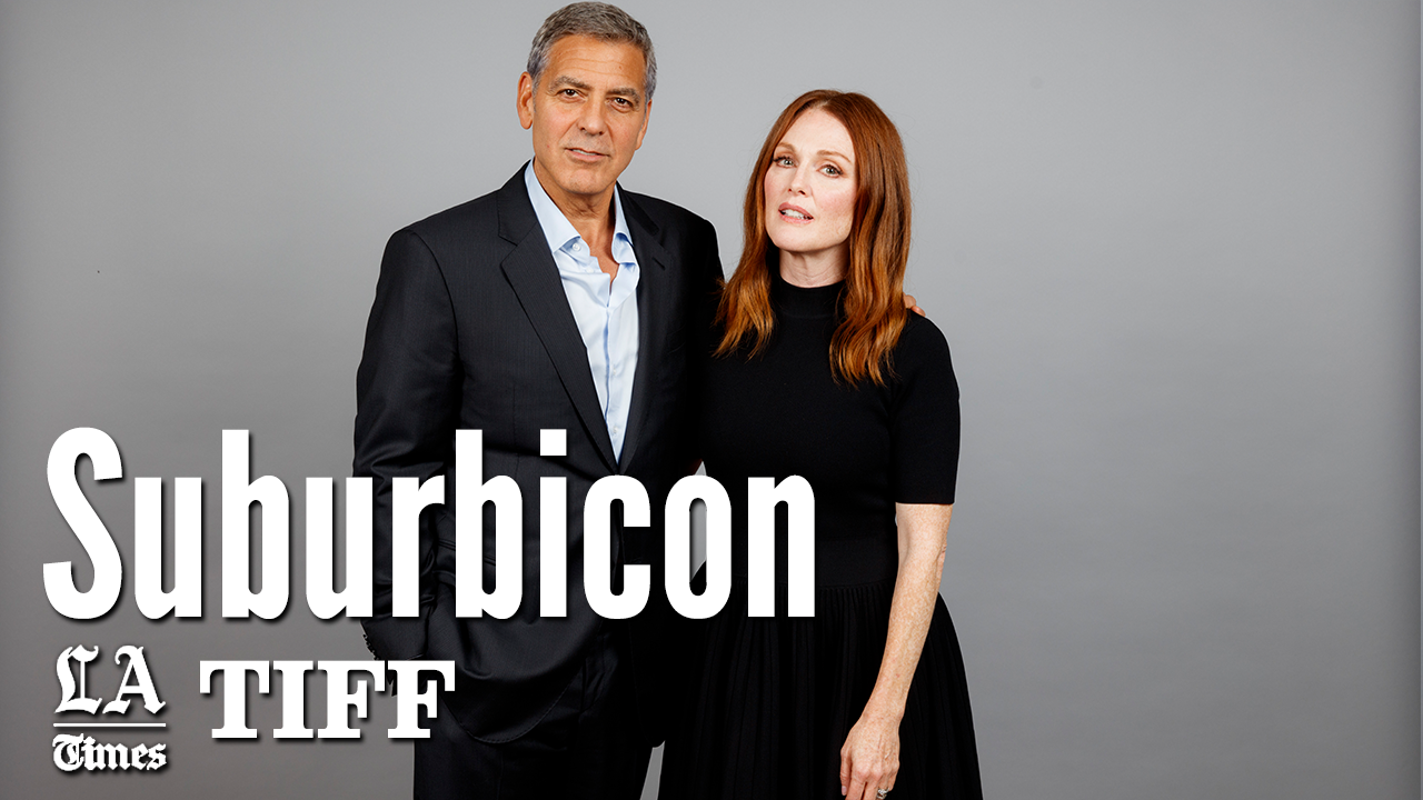 Julianne Moore reveals what George Clooney is like as a director