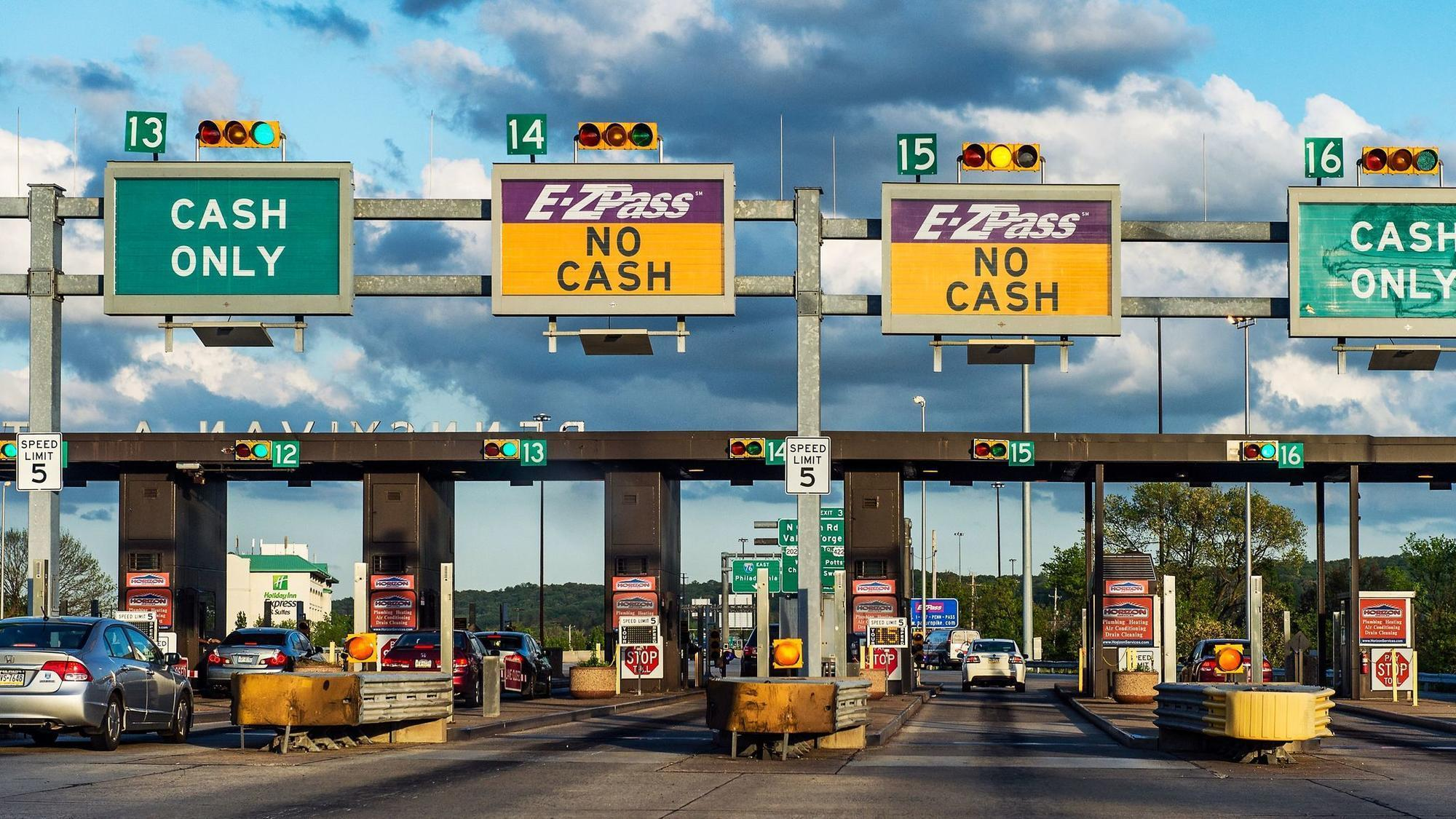 How To Pay Tolls From A Rental Car In Texas