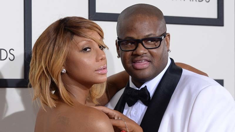Tamar Braxton files for divorce from husband-manager-costar Vince Herbert