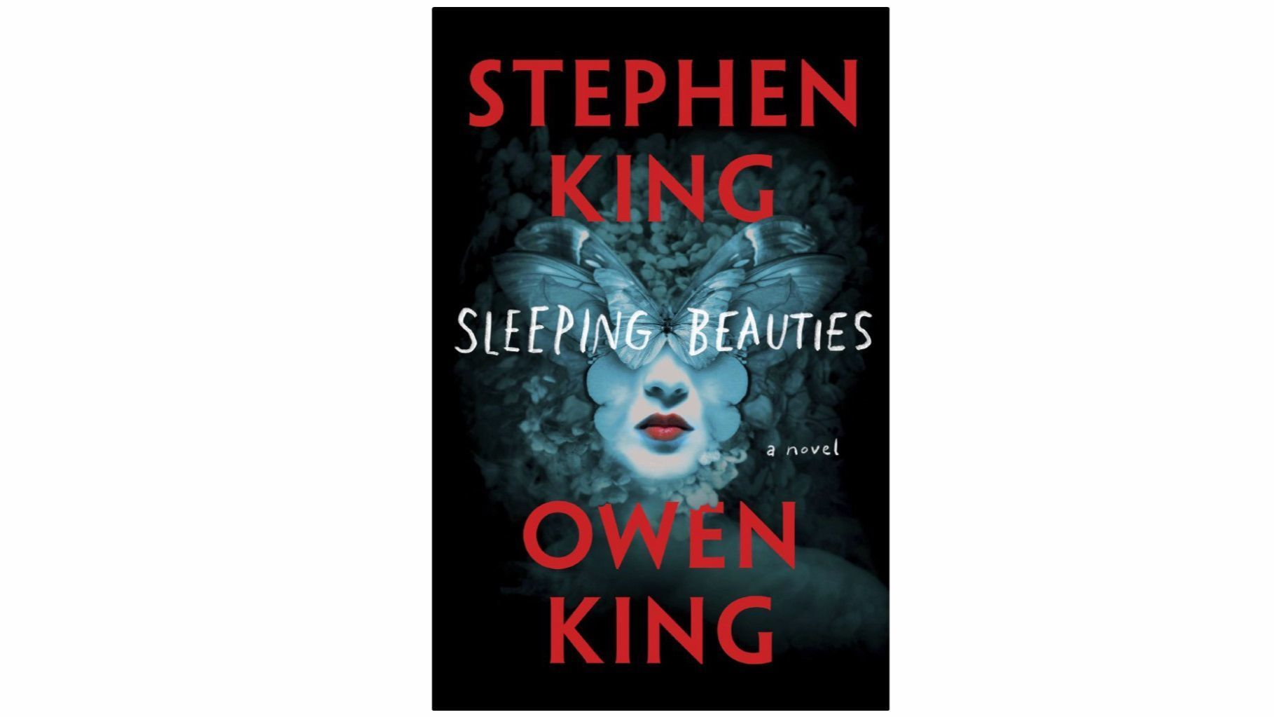 """This cover image released by Scribner shows """"Sleeping Beauties, """" a novel by Stephen King and Owen King."""