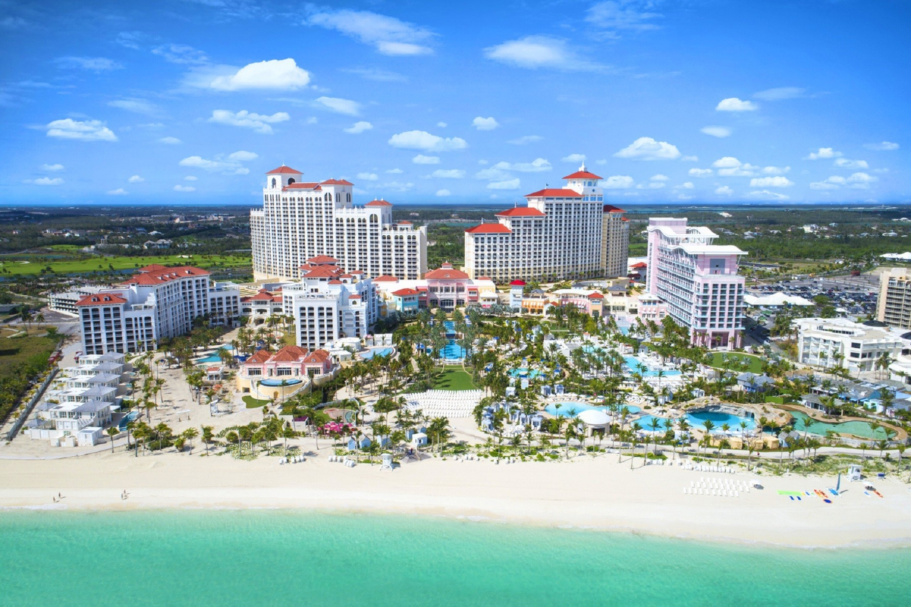 Warwick Paradise Island Bahamas  AllInclusive  Paradise
