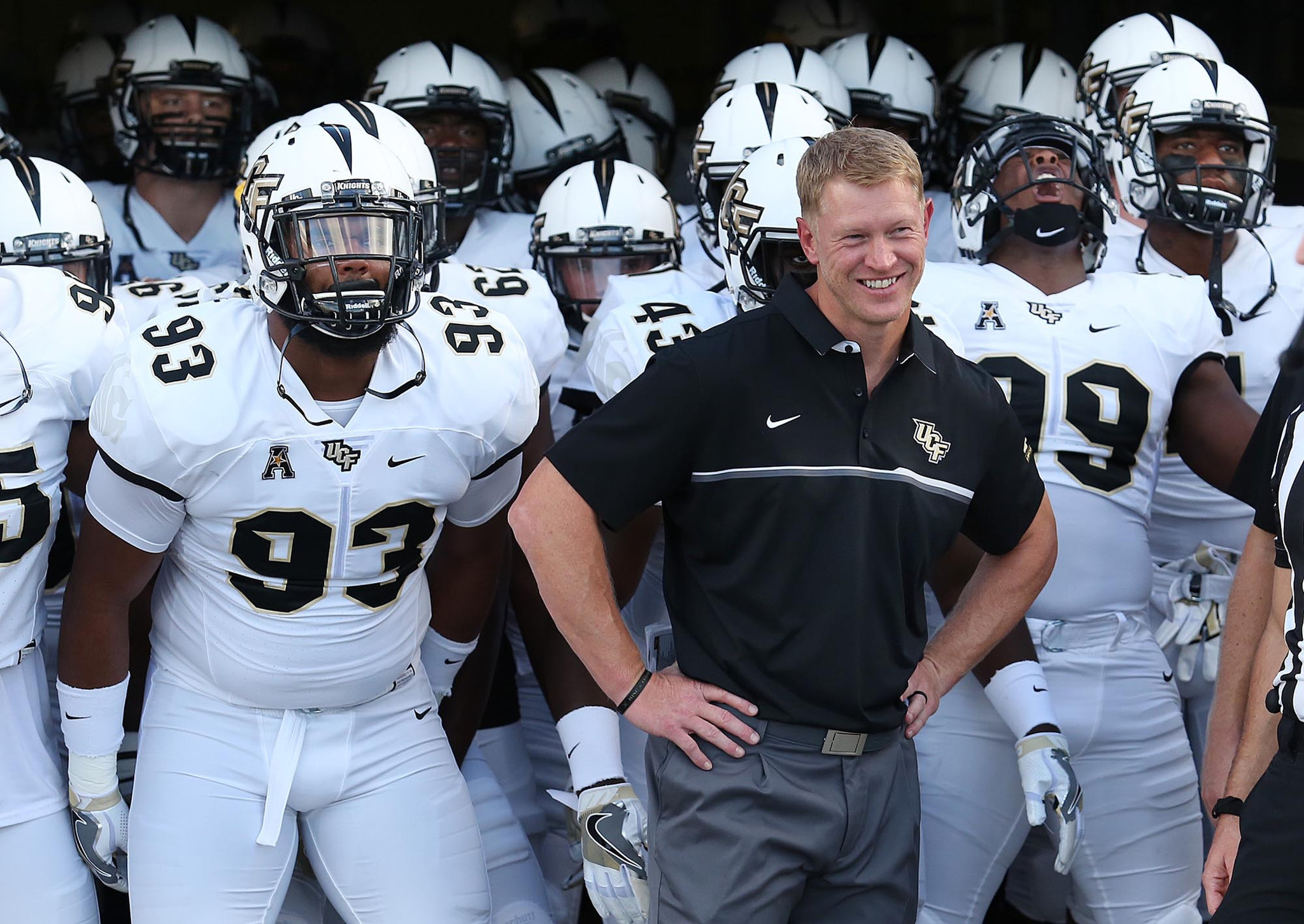 Scott Frost Navy >> Bianchi: Sorry, Nebraska, Frost wants to 'keep the band together' at UCF - Orlando Sentinel