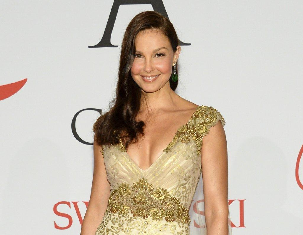 Ashley Judd escaped Harvey Weinstein's advances by proposing a deal. (Evan Agostini / Invision)