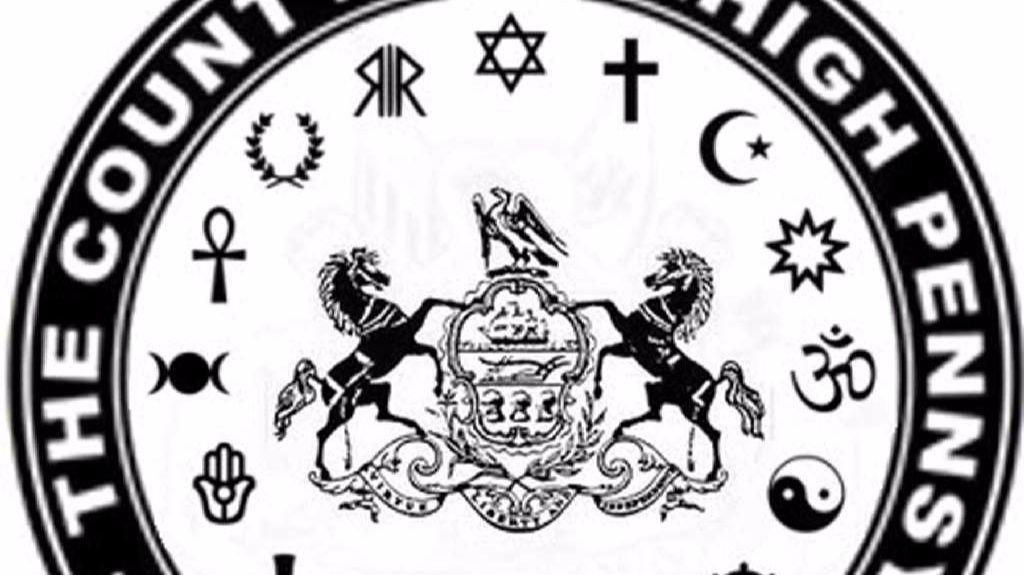 Muslim Symbol In Seal The Morning Call