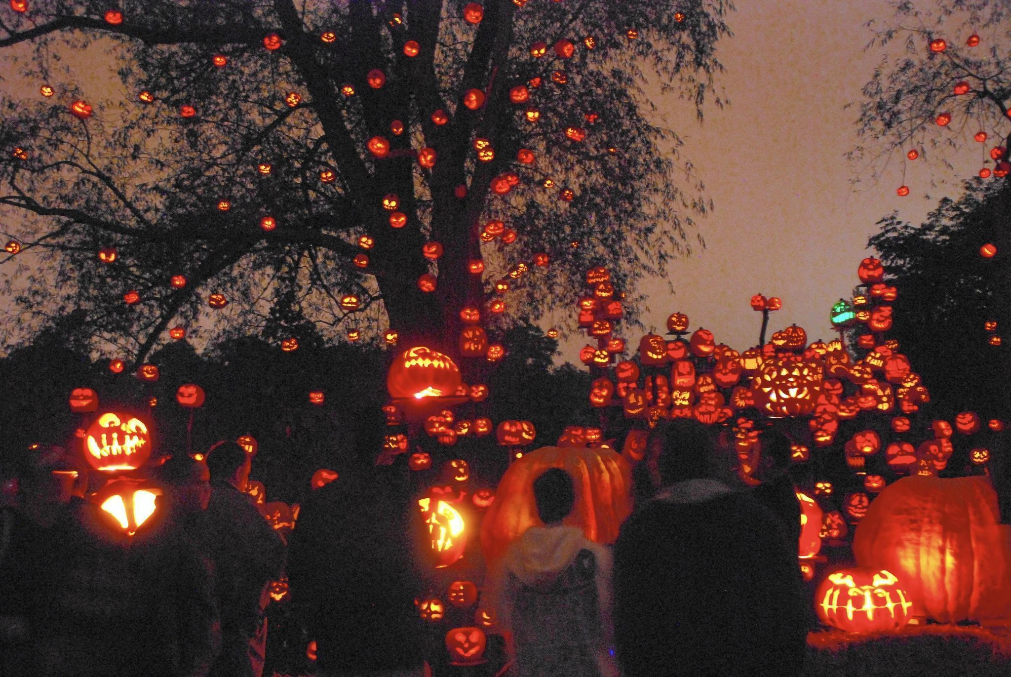where are the scares?: halloween fun in connecticut - hartford courant