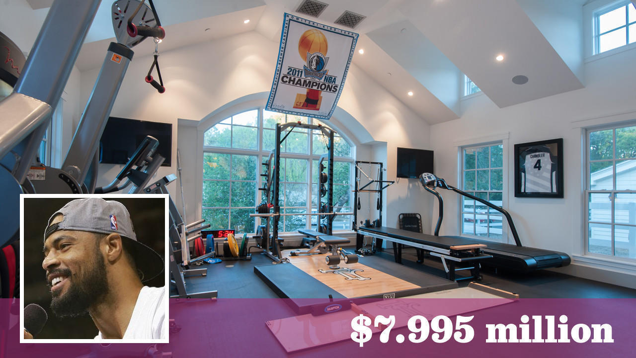 Ex-Bull Tyson Chandler puts L.A. mansion up for $8 million - Chicago ...