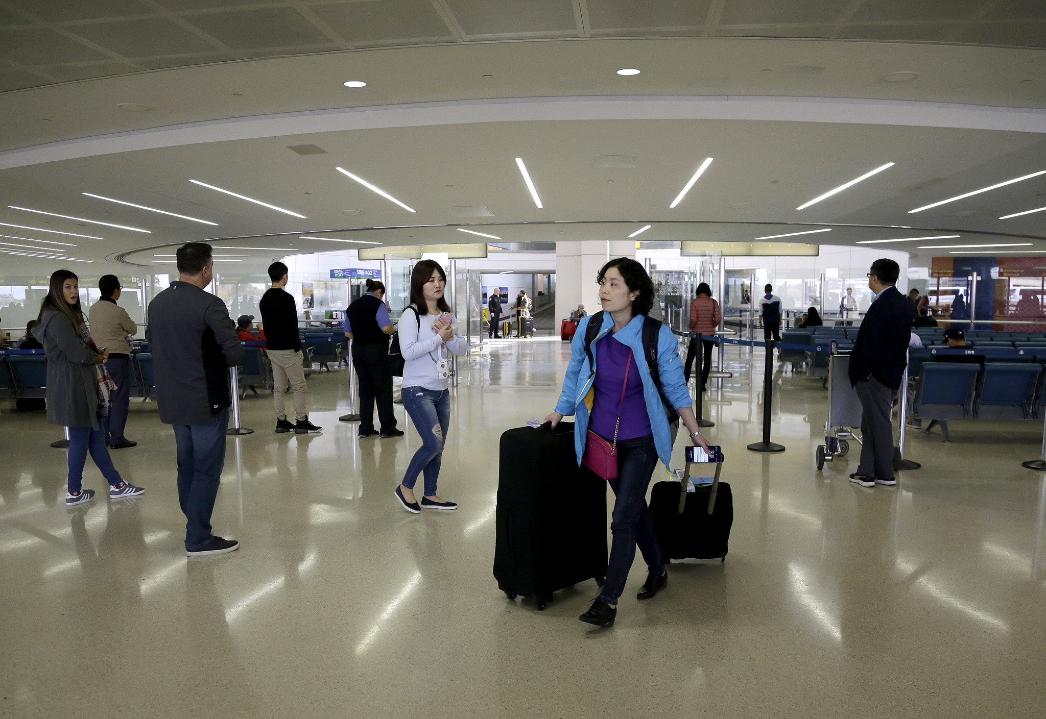 air travel security measures Dubai, united arab emirates -- all incoming flights to the united states will be subject to new security screening procedures, including both american citizens and foreigners possibly facing security interviews from airline employees, a us government official said wednesday the announcement from the.
