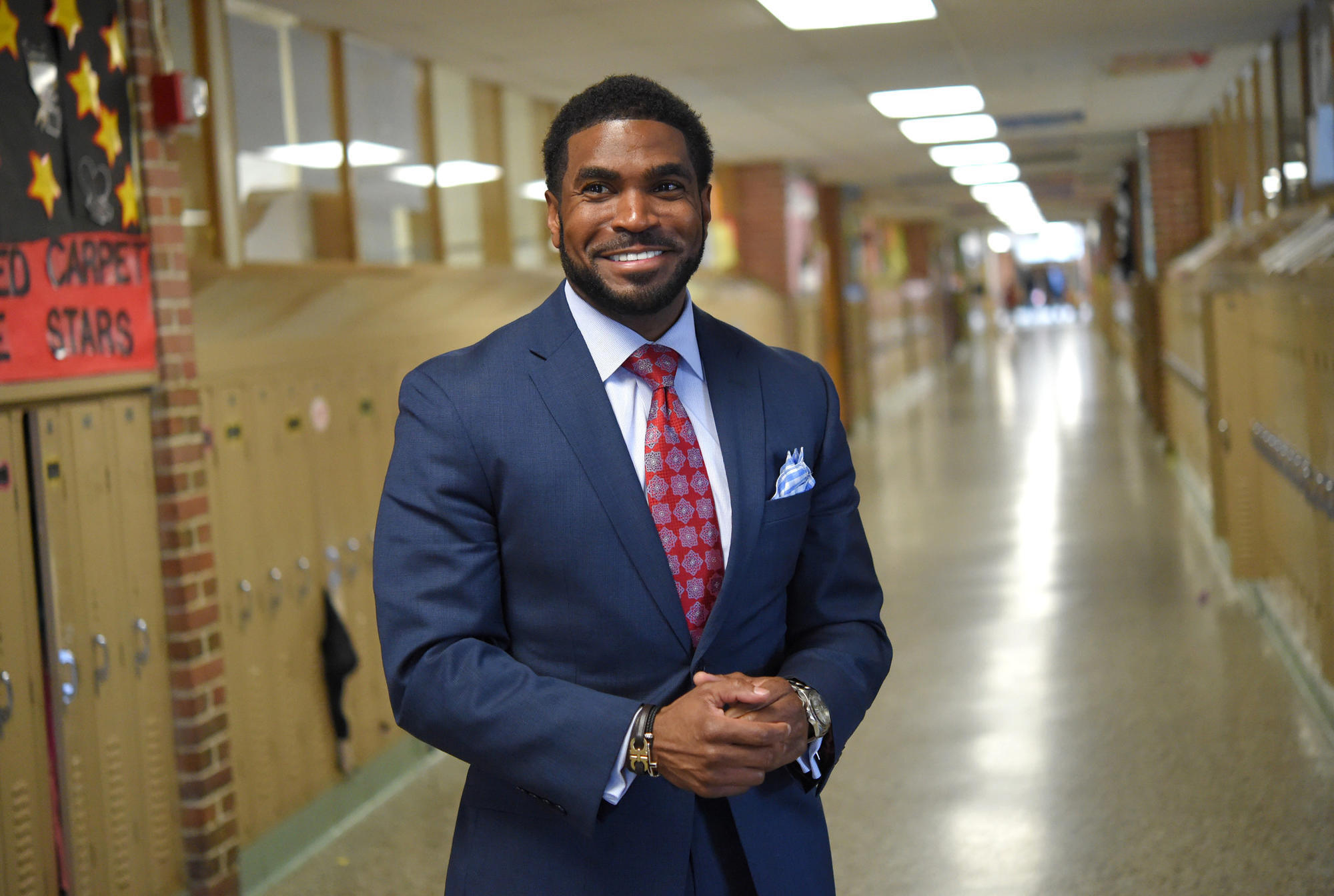 As superintendent, Dallas Dance spent more than a third of 2016 school days traveling out of state