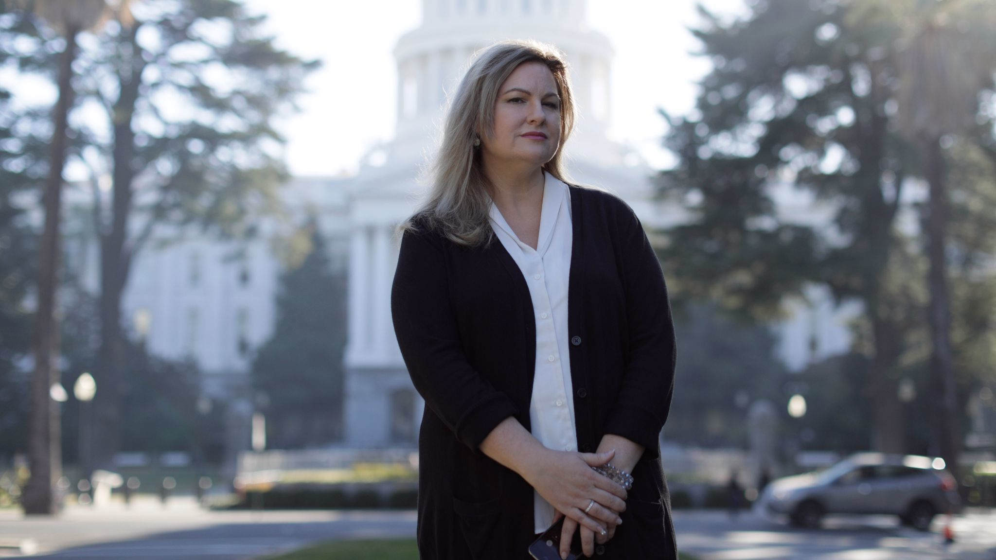 Gyore spoke publicly for the first time about a 2009 complaint she filed against Bocanegra. (Myung J. Chun / Los Angeles Times)