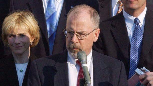 John Durham Named Interim U S Attorney Presidential Nomination