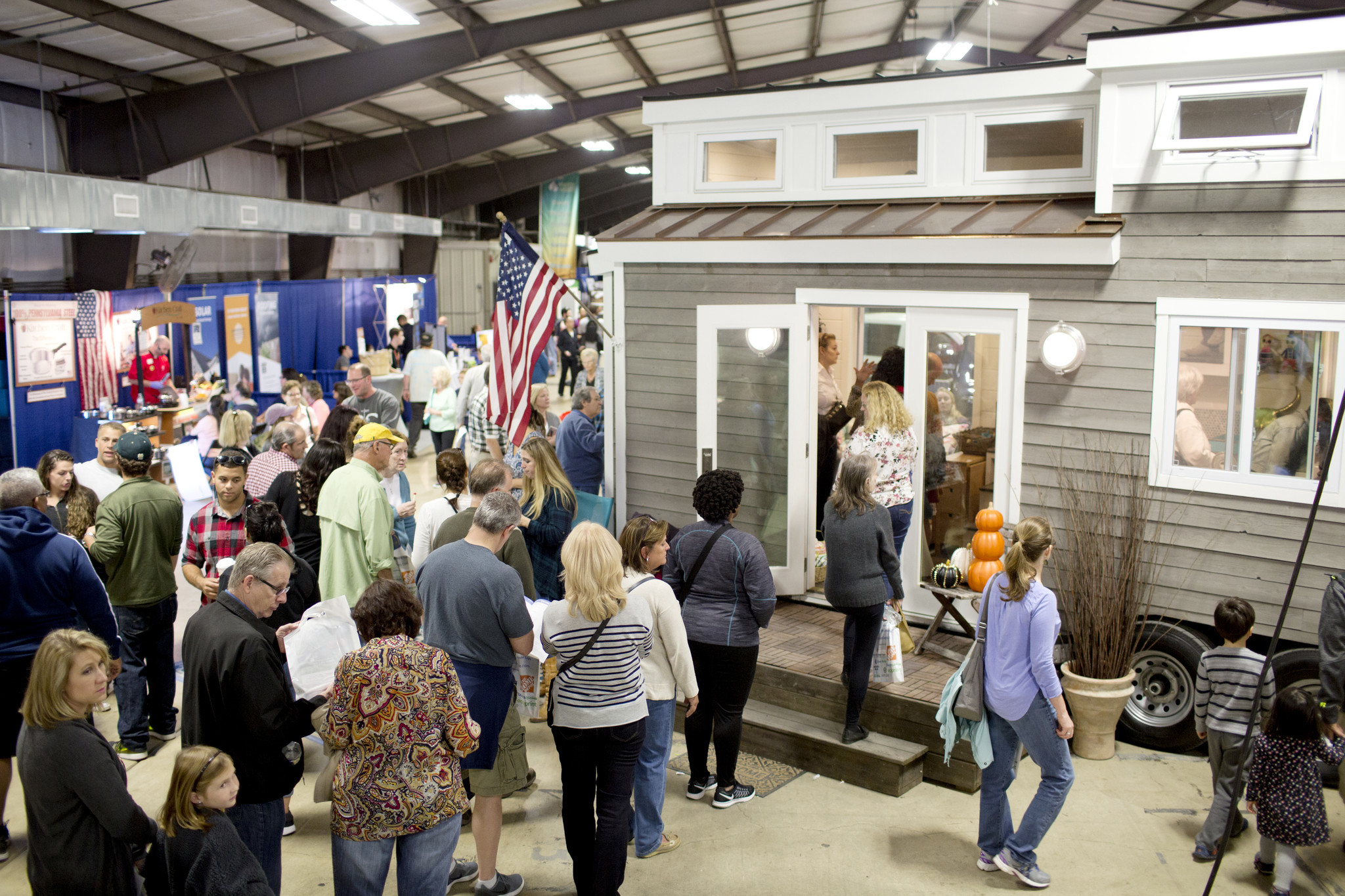 tiny house expo. Tiny House Expo A