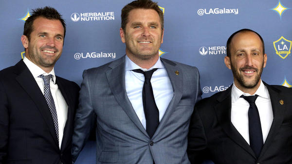 Shuffling the pieces after a disastrous season won't give Galaxy a winning hand