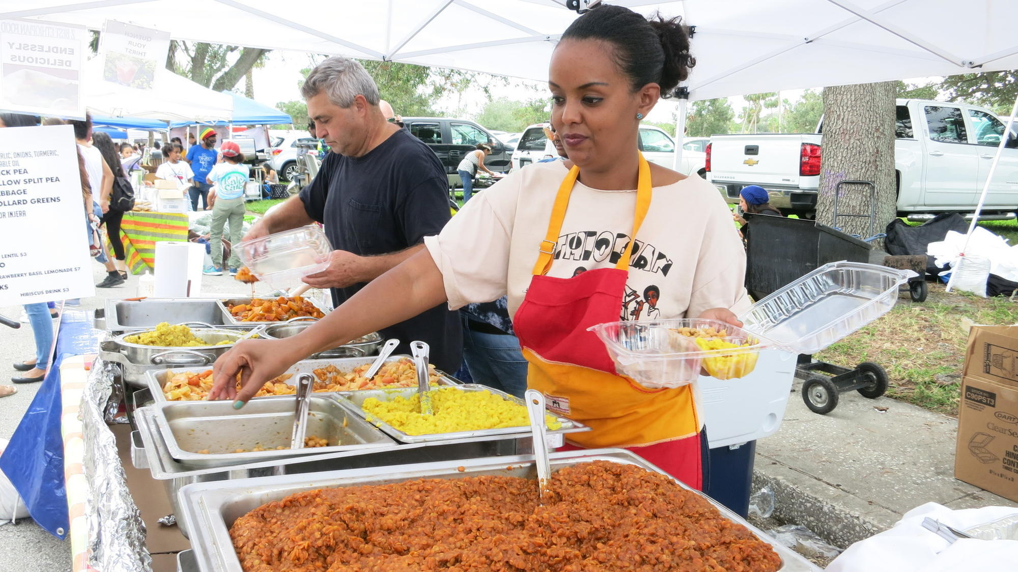 Annual Central Florida Veg Fest serves up vegetarian food, lifestyle