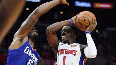Five takeaways from the Clippers' loss to the Detroit Pistons