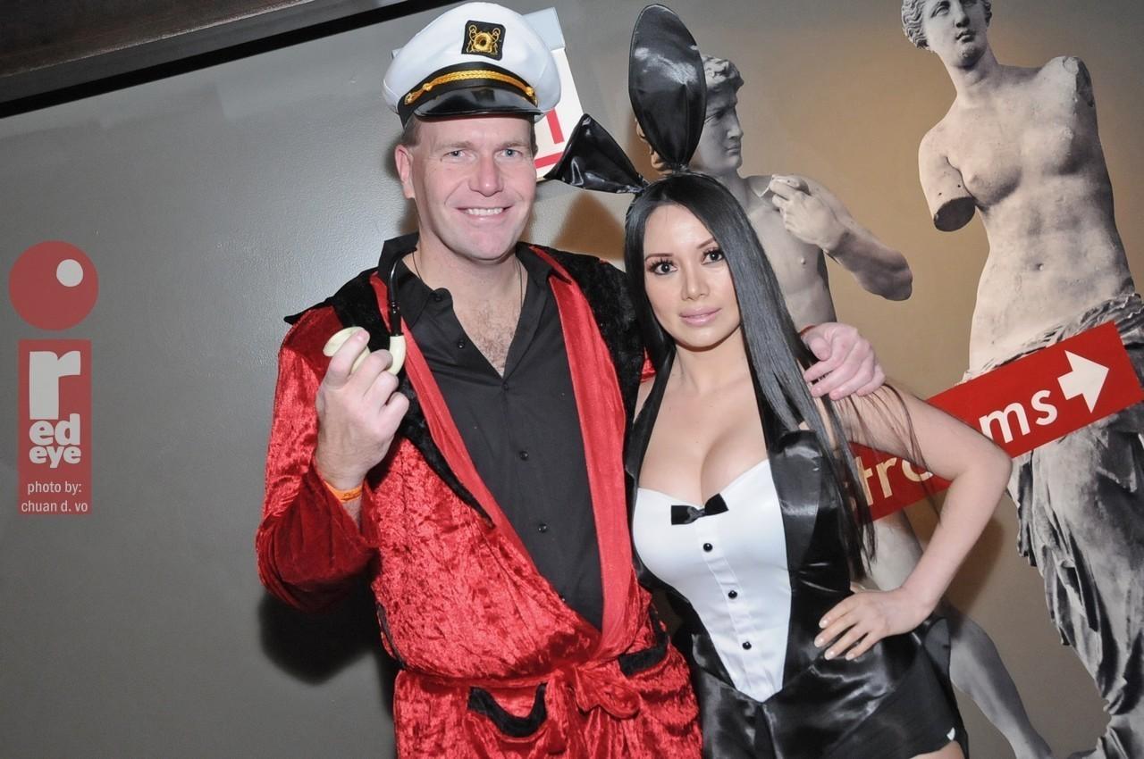 Photos: Boos & Booze Halloween Party at Spin Chicago - RedEye Chicago