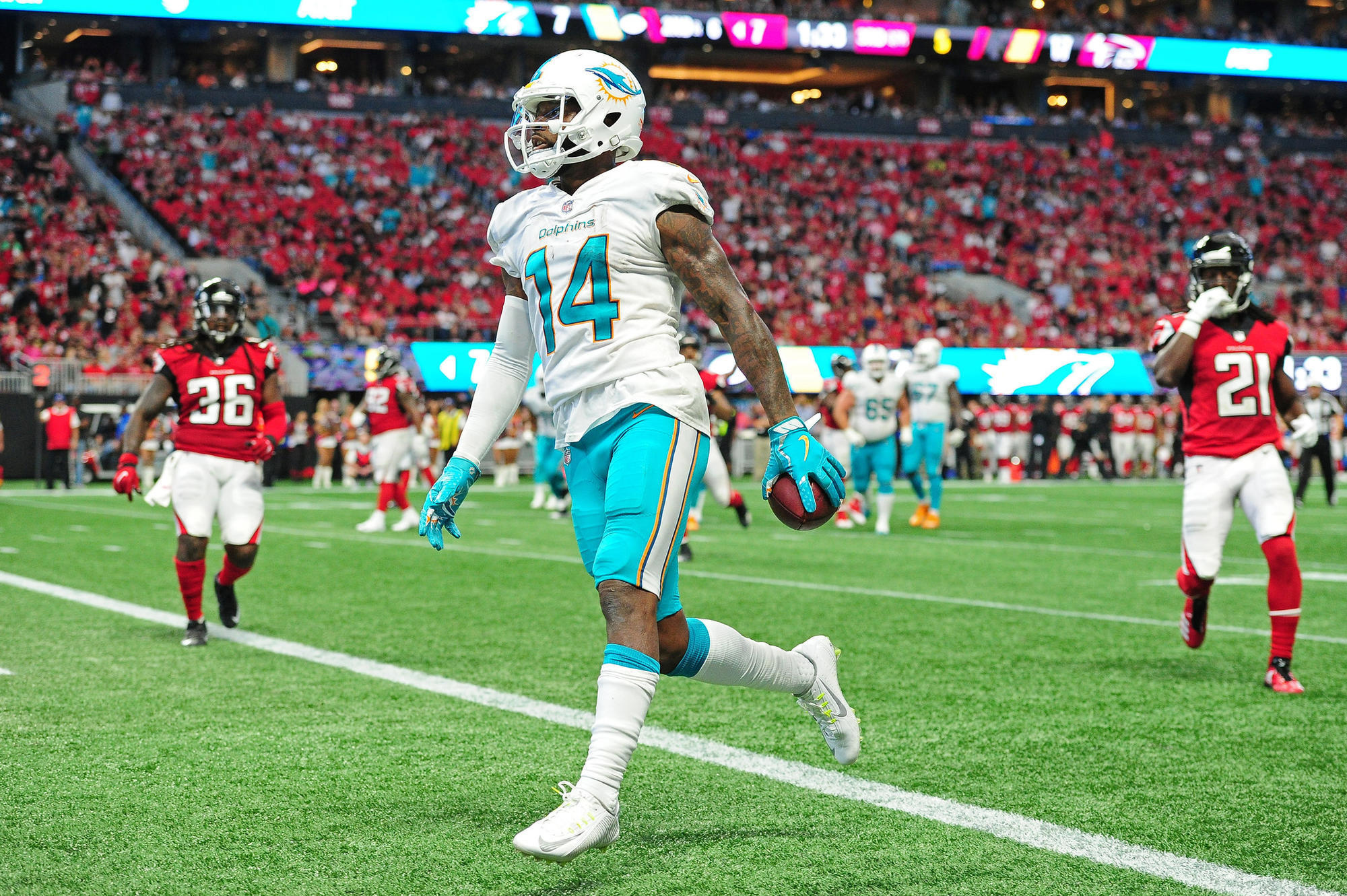 Hyde5: With Ajayi gone, is Jarvis Landry next to be traded? - Sun ...