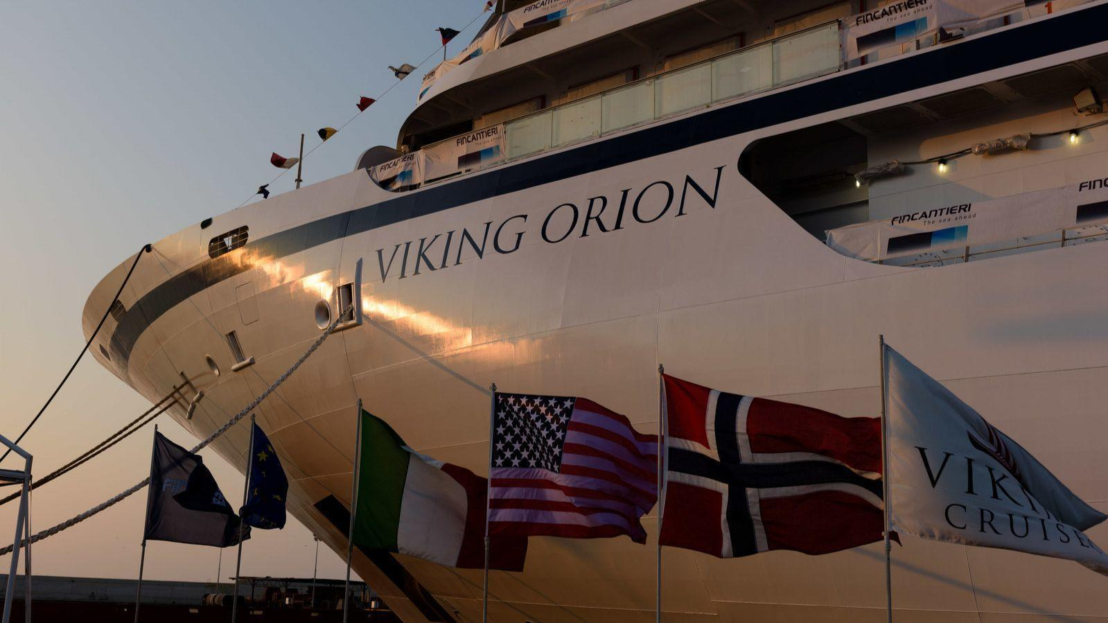 Viking Plans To Add 10 New River And Ocean Going Cruise