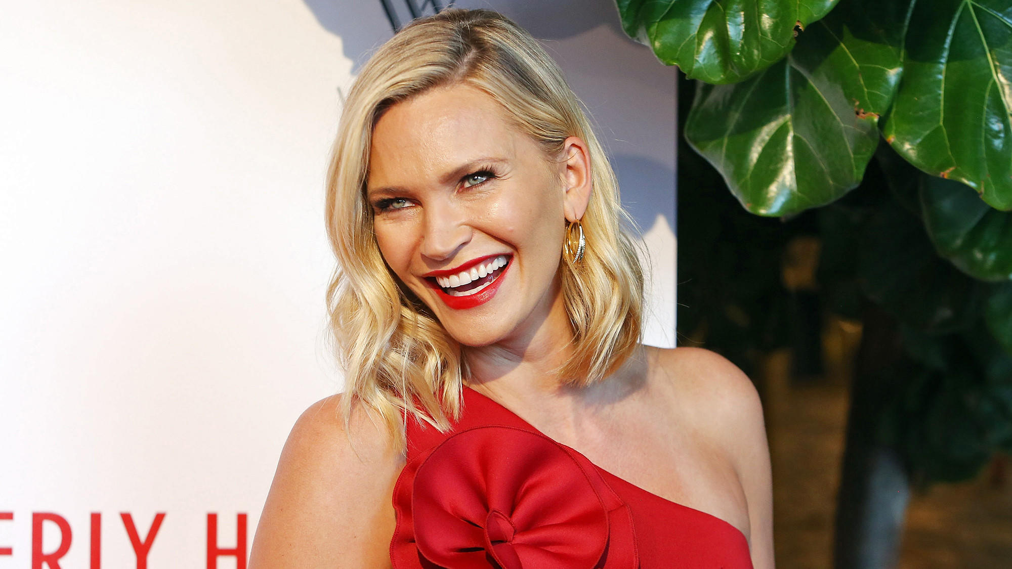 Natasha Henstridge in August 2015.
