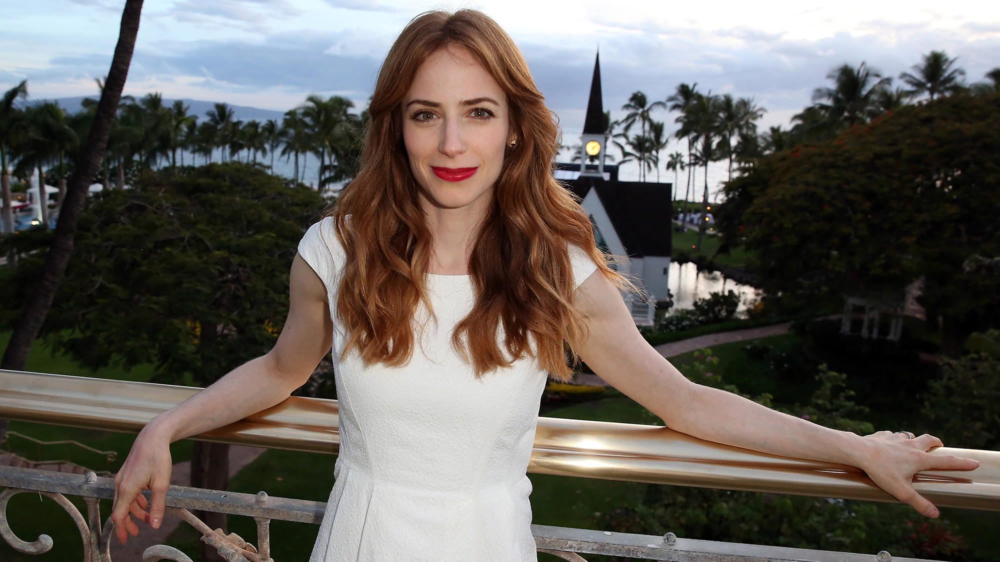 Jaime Ray Newman in 2014.