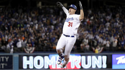 Dodgers beat Astros 3-1 to force a deciding Game 7 in the World Series