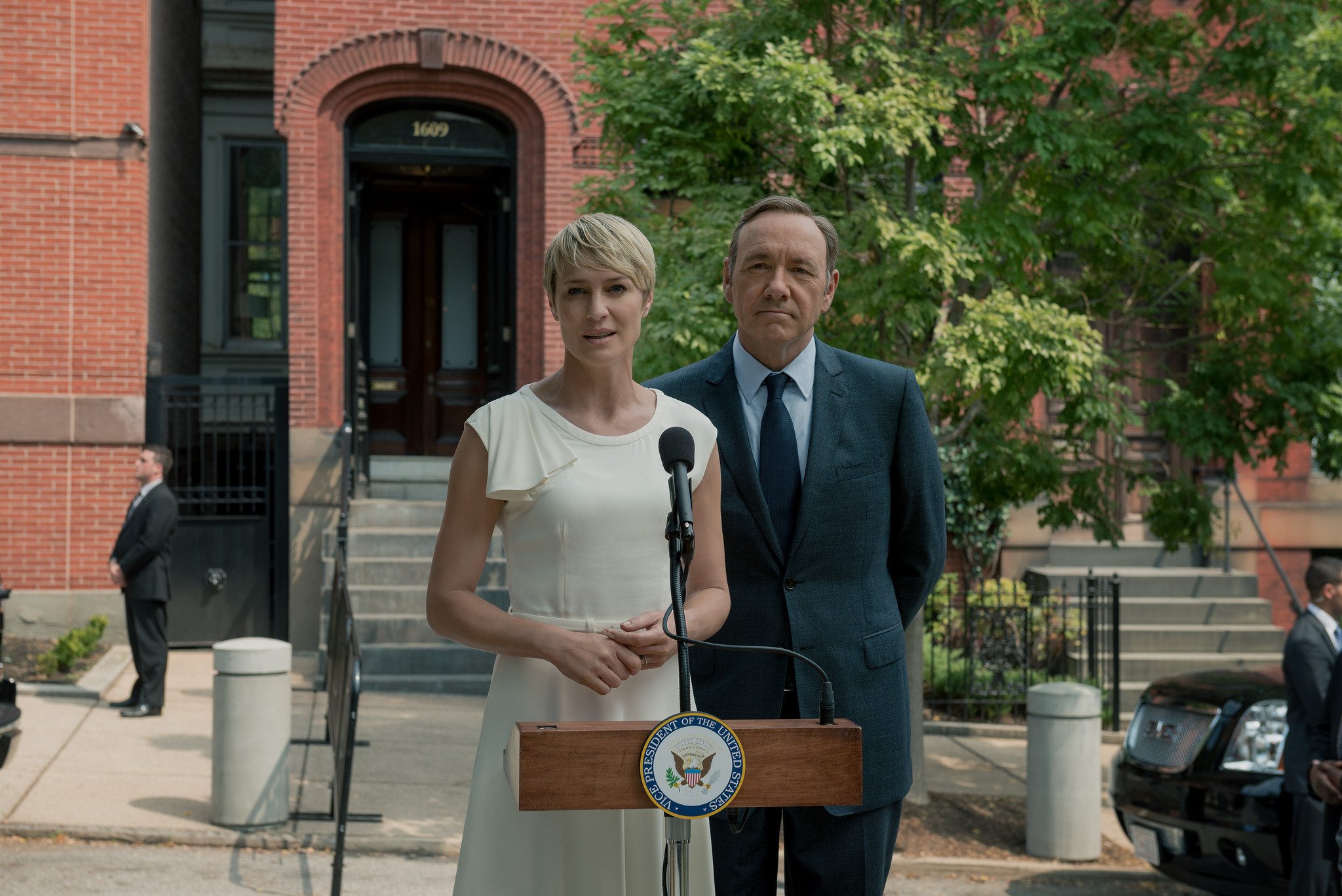 'House of Cards' filming locations in the Baltimore area