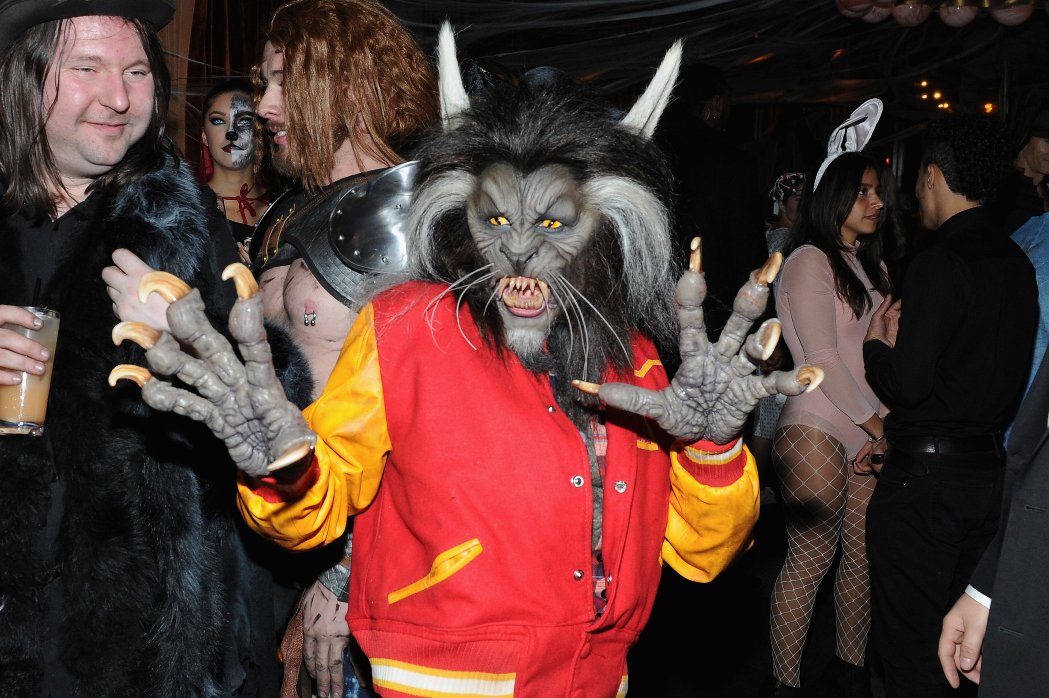 it's official: heidi klum won halloween with her howlingly good