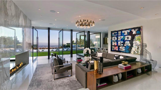 Party like Cam Newton in this Beverly Hills mansion - Daily Press