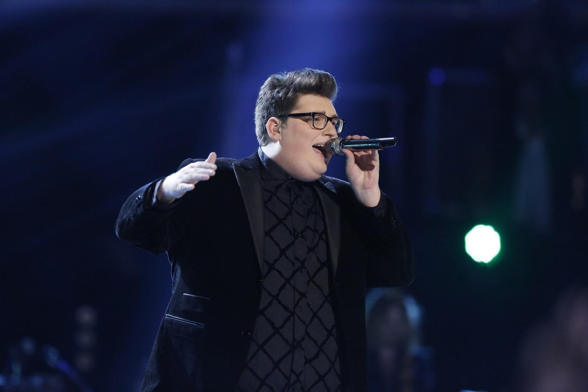 The Voice\' winner Jordan Smith bringing holiday spirit to Macy\'s ...