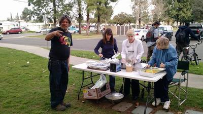 El Cajon takes emergency stance on food distribution in parks