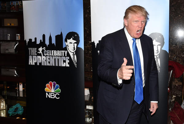 "Donald Trump attends a ""Celebrity Apprentice"" red carpet event at Trump Tower on February 3, 2015 in New York City. (Andrew H. Walker/Getty Images)"